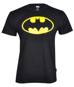 Batman Classic Black T-Shirt