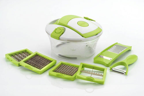 Multipurpose 7 in 1 Vegetable and Fruit Cutter/Slicer