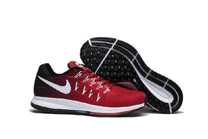 Imported Nike Zoom 33 Black Red Men's Running Shoes