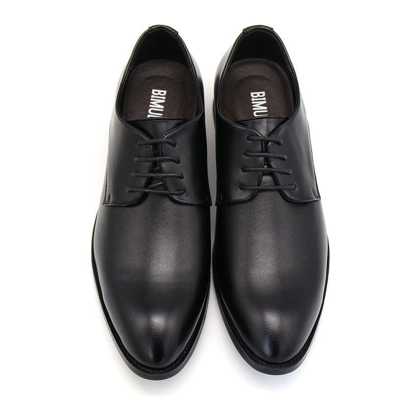 ... Luxury Brand Classic Man Pointed Toe Dress Shoes Mens Patent Leather  Black Wedding Shoes Oxford Formal ... 5f7ff5d51a1a