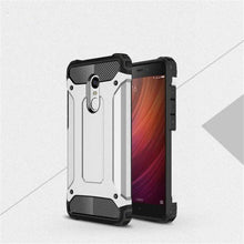 HOLAZING Armor Anti-Knock Full Body Heavy Duty Shock Protection Case for Xiaomi Redmi Note 4X/Redmi Note 4 Global Hybrid Cover