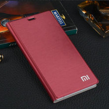 Xiaomi mi redmi note 4 4x 4A Case Leather Cover Luxury Flip Stand Original For Xiaomi redmi 4X 4A pro 4X Prime ,OEM product Case