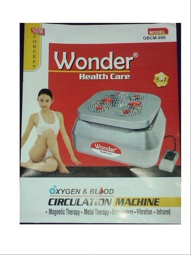 Wonder 5 In 1 Oxygen & Blood Circulation Machine