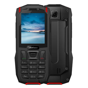 "Ulefone Armor Mini Waterproof IP68 Outdoor Adventures Phone 2.4"" MTK6261D Wireless FM Radio 2500mAh 0.3MP Dual SIM Rugged Phone"