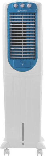 Micromax MX50THM Tall Tower Air Cooler with honey comb pads and 50 Ltrs Tank