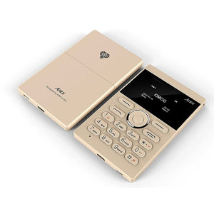 New Ultra Slim Card Phone AIEK E1 Cell Phone Mobile GSM Bluetooth English Russian Arabic Keyboard Multi Language