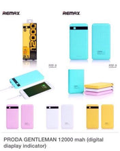 Remax Proda 12000mah Powerbank PPP-9