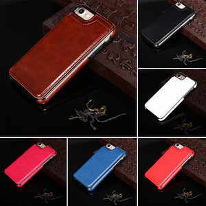 HAISSKY Luxury Wallet Case For iPhone 5 5s SE 6 6s 7 8 Plus Case Leather Card Magnet Flip Cover For iPhone 7 8 X Phone Cases