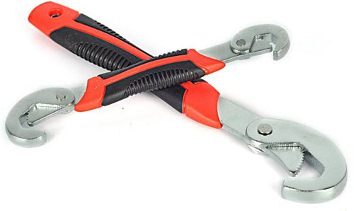 Snap n Grip Auto Adjustable Universal Wrench ( 2PCs Set)