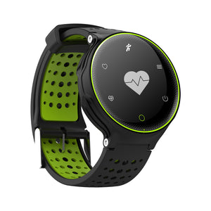 IP68 Waterproof Sport Smart Watch N2 Wristwatch Heart Rate Monitor Blood Pressure Band Wearable Devices Fitness Tracker Bracelet