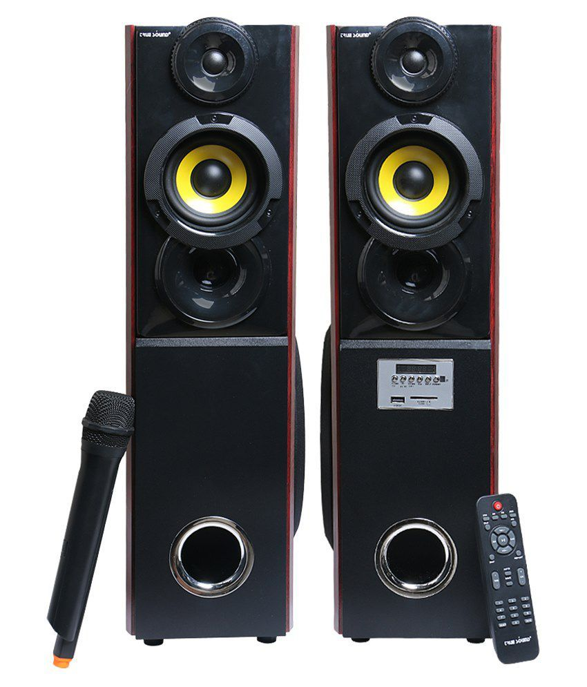 Copy of True Sound WALTZ 2.1 Multimedia Home Theater Speaker System TS-207