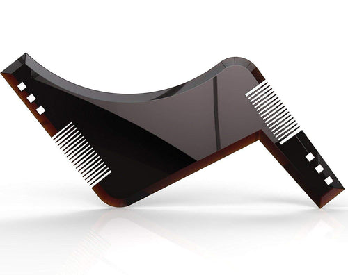 Beard Comb Shaper For Men