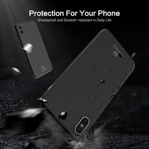 FLOVEME For iPhone 6 6s 7 8 Case Luxury Cases For iPhone X 7 7 Plus 8 Plus Coque Hard Cover For iPhone 8 8 Plus X Phone Cover