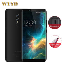 Original UMIDIGI S2 Lite 4G Mobile Phone Android 7.0 4GB+32GB Octa Core Smartphone 5100mAh Dual Back Cameras 6.0 inch Cell Phone