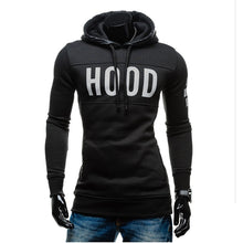 2017 New Brand Sweatshirt Men Hoodies letter print Fashion Solid Fleece Hoodie Mens Pullover Men's Tracksuits Moleton Masculino