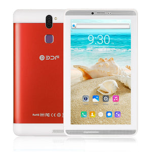 7 Inch Android 6.0 Tablets Pc 1GB+16GB Quad Core Cpu 3G call 2 SIM card 2G 3G phone call WiFi BT Tablet Pc cheap and simple