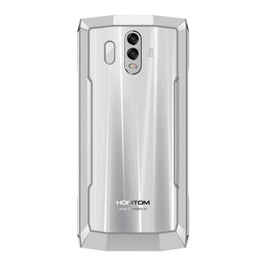"HOMTOM HT70 6.0"" HD+ 18:9 Screen Mobile Phone MTK6750T Octa Core 4G RAM 64G ROM 10000mAh Battery 16MP+5MP Dual Cam 4G Smartphone"
