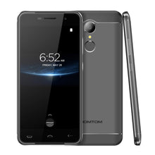 HOMTOM HT37 PRO 4G Smartphone 5.0inch MTK6737 Quad Core Android 7.0 3GB RAM 32GB ROM Dual Cameras 3000mAh Battery Mobile Phone
