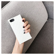 From Jenny For iPhone 7 8 8plus Case Women Diamond PU Phone case bag cover housing sheepskin pu cases for iphone X