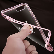 Rhinestone Silicone Case For iPhone 6 6S Plus 6 S Cases TOMKAS Glitter Cute Luxury 3D Diamond Cover For iPhone 6 6S Cases Coque