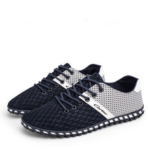 Summer Shoes Men Mesh Breathable Shoes Mens Sneakers Casual Shoes  Mens Trainers Mocassin Homme Tenis Masculino Adulto Tufli
