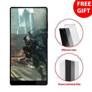 Original Vernee Mix 2 4G LTE Mobile Phone 6Inch 6GB RAM 64G ROM Octa core Android 7.0 2160x1080P fingerprint ID Smartphone