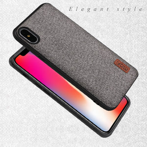MOFi case for iphonex case cover silicone edge shockproof men business for apple x iphone x back cover for iphonex iphone x case
