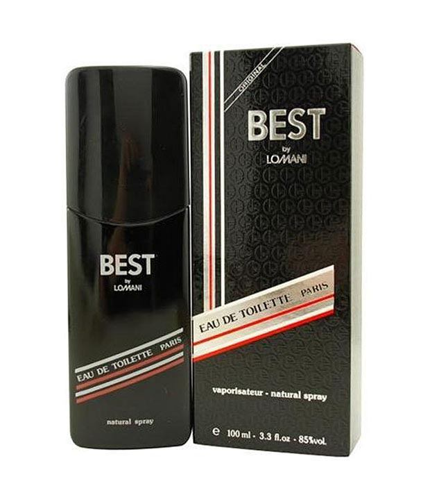 Lomani Best Eau De Toilette Perfumed 100ml