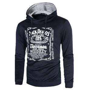 Sweatshirts Tracksuit Men Fashion Hip Hop Hoodies Pullover  Sweat Shirt Black Tide Print  Men Women Moleton
