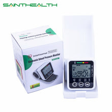 Saint Health Health Care Automatic Tonometer Wrist Blood Pressure Monitor Digital LCD Wrist Blood Pressure Meter For Measuring