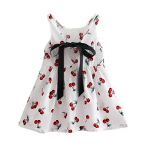 Newest Style Summer Baby Kid Cotton Vest Princess Girls Dress Newborn Infant Sundress Clothes Cute Flower Vestidos