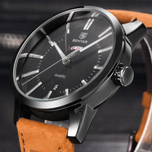 BENYAR Wrist Watch Men Watches Top Brand Luxury Popular Famous Male Clock Quartz Watch Business Quartz Watch Relogio Masculino