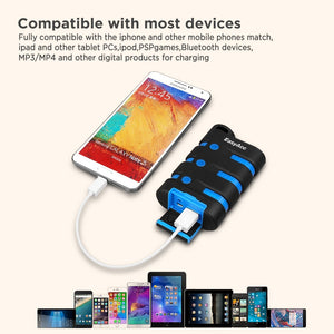 EasyAcc 9000mAh 5V 2.1A Powerbank External battery charger power bank For iphone 6 Xiaomi Huawei Moblie Phone Outdoor Use
