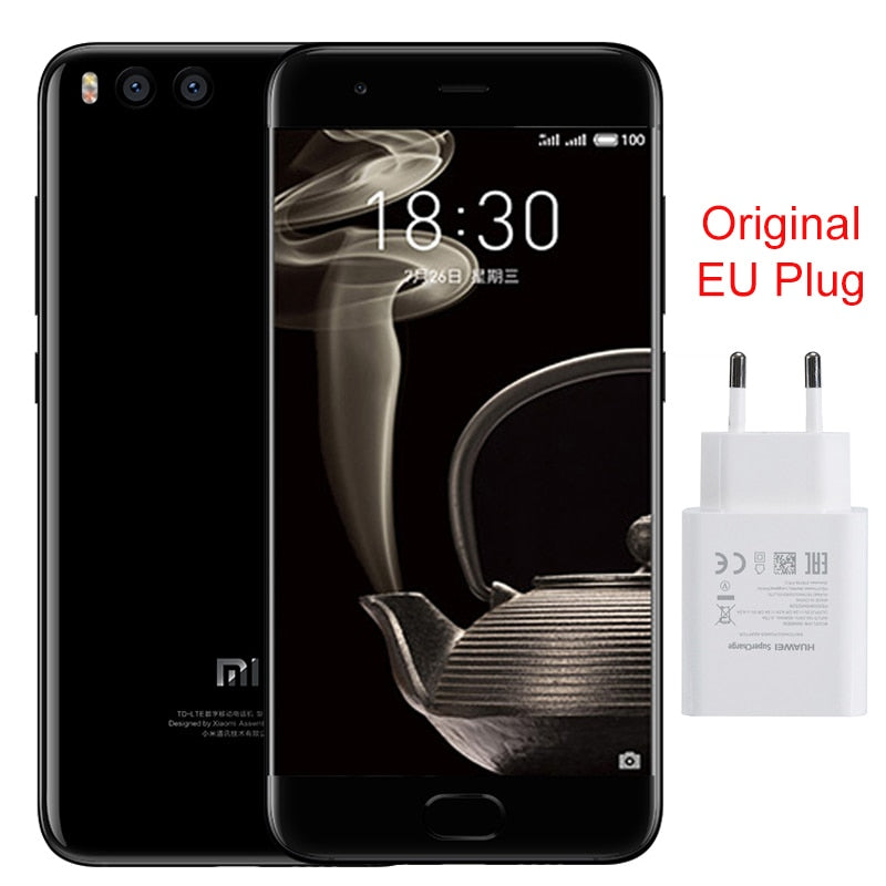 Global EU version Xiaomi mi 6 6G 64G Snapdragon 835 Octa core 5.15