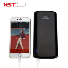 WST Original Power Bank 20000mAh Dual USB PowerBank 20000 External Batteries Pack for iPhone Android Portable Battery Bank