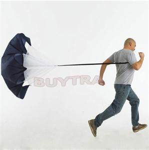 1PC Fitness Speed Running Strength Chute Resistance Training Parachute Training Equipment Accessories New Arrival