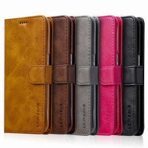 Luxury Wallet Case For Samsung Galaxy S7 S7 Edge Case Cover Flip Leather Phone Case Samsung Galaxy S7 Edge Mobile Phone Shell