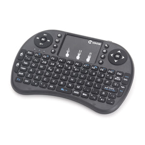 Yojia mini i8 Russian English Hebrew Spanish Version I8 Keyboard Remote Control Air Mouse Touchpad Keyboard For Android TV BOX