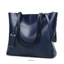 GORONLY Brand New Leather Tote Bag Women Handbags Designer Large Capacity Shoulder Bags Fashion Lady Purses Crossbody Bag Bolsas