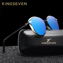 KINGSEVEN Cat Eye Sunglasses Women Fashion Ladies Sun Glasses Female Vintage Shades Oculos de sol Feminino UV400