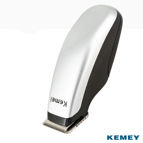Kemei Men And Children Battery Operated Hair Clipper Hair Trimmer