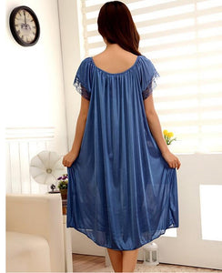 New 2015 Sexy Womens Casual Chemise Nightie Nightwear Lingerie Nightdress Sleepwear Dress free shipping