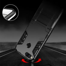 For xiaomi mi A1 5x case Aubusen  Hybrid Shockproof Hard Iron Man Armor Defender Silicone Cover Case for xiaomi mi a1 mi5 mi6
