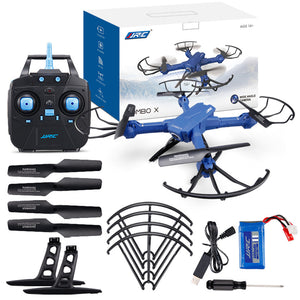 Andralyn JJRC H38WH Quadcopter RTF WiFi FPV 2.4G 4CH 6Axis Drone with 2MP 720P Camera Detachable Modular Arm Remote Control
