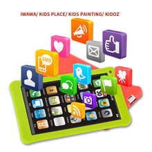 Aoson M753 7 inch Kids Tablets PC 16GB+1GB Android 7.1 Quad Core  Education Tablet Dual Cameras WIFI Google Store Best gift