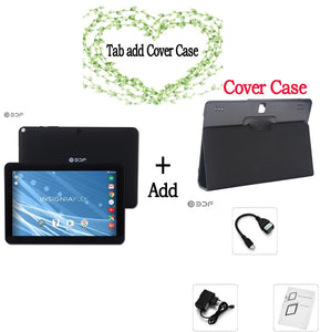 BDF 10.1 Inch Android 6.0 Tablet pc 32GB WIFI Tablets Quad Core Mini Computer 7 8 9 10 inch Multi-function Android Bluetooth
