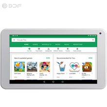 BDF New 7 Inch Android 6.0 Tablet Pc Wifi 1G RAM 16G ROM Quad Core Kids Tablets Tactile Android Original Design Free Shipping