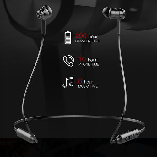 Original Baseus S06 Neckband Bluetooth Earphone Wireless headphone