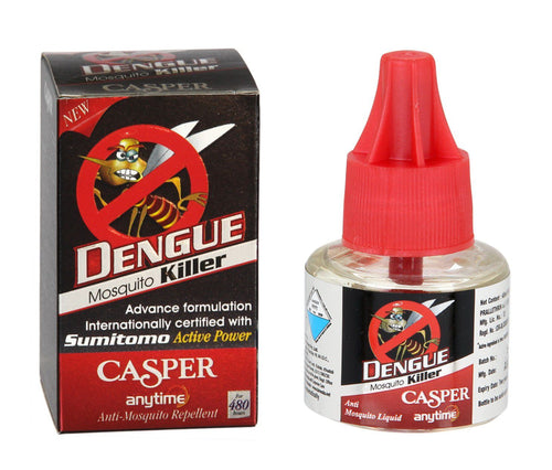 Dengue Jumbo Liquid Refill Pack of 4 (4x 45ml)