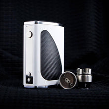 Clearance Vaporizer Cigarette Mod Original COV Tempest Box 230w Mod Triple 18650 Powerful TC Vape mod fit 510 tanks